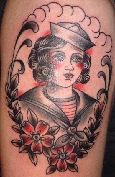 Tattoo by Ten Ten Tattoo