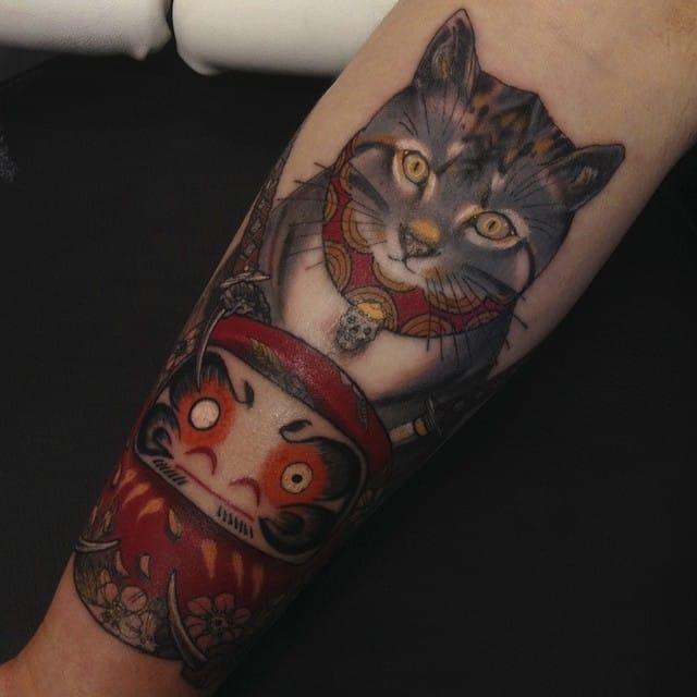 Tattoo by Akuma Shugi