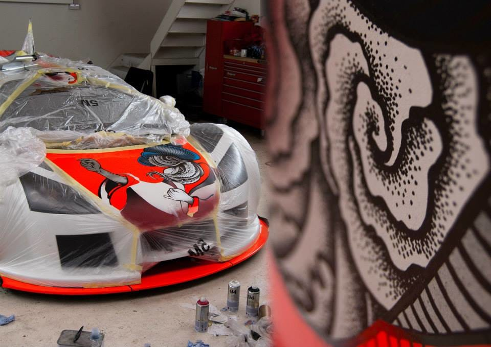 Are Tattooed Cars The Next Big Thing?