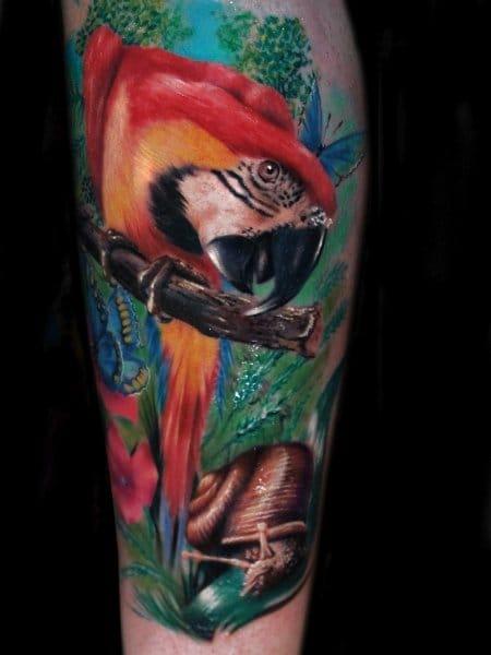 viaPerfect tattoo