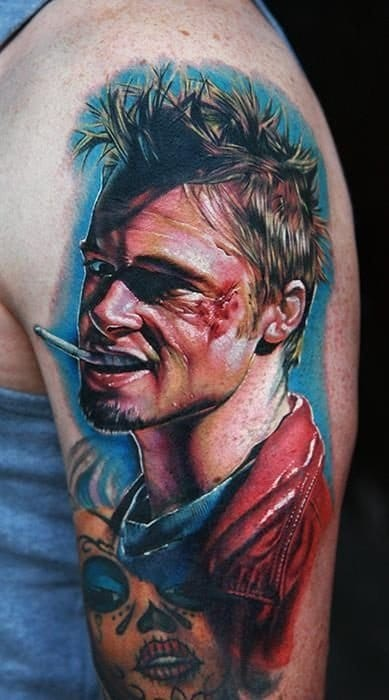 10 Badass Tattoos Inspired By Action Movies