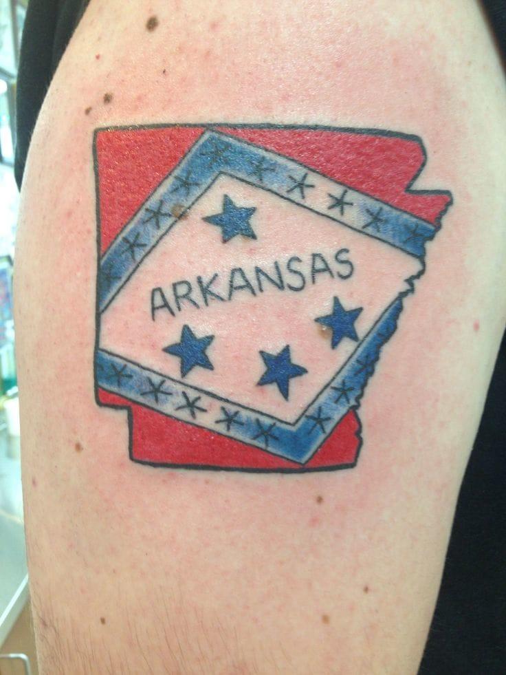 Arkansas by Nancy Miller