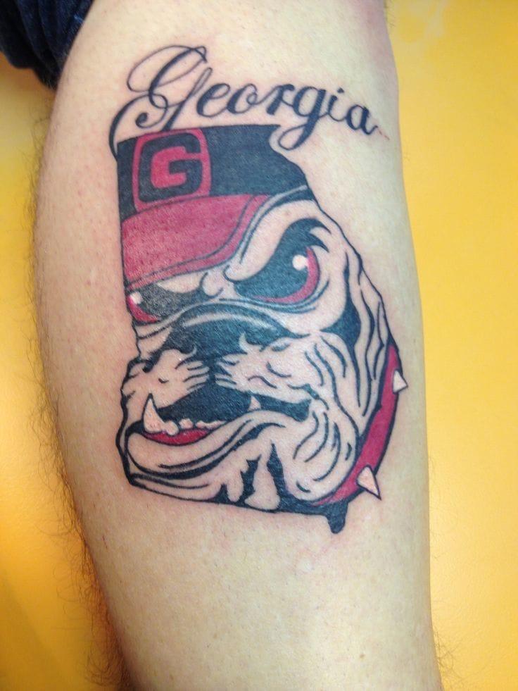Georgia tattoo