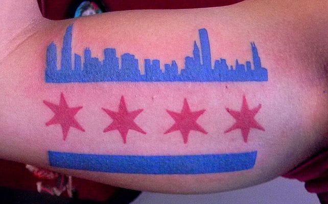 Illinois tattoo