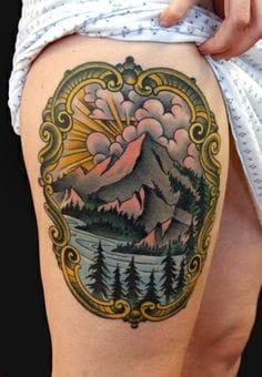 Montana tattoo
