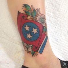 Tennessee tattoo