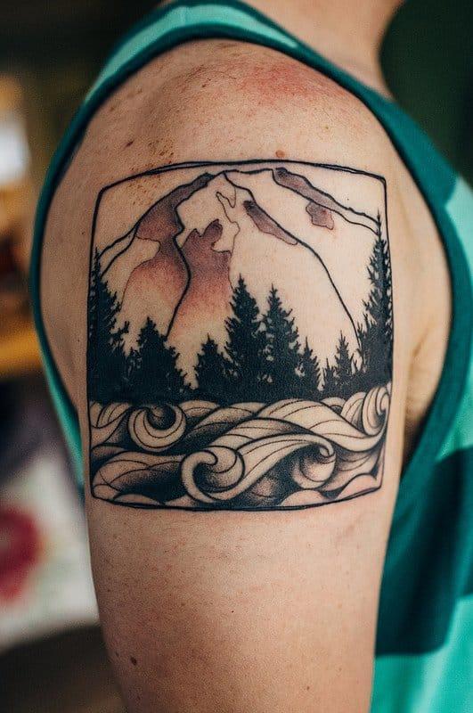 Washington, Mount Rainer