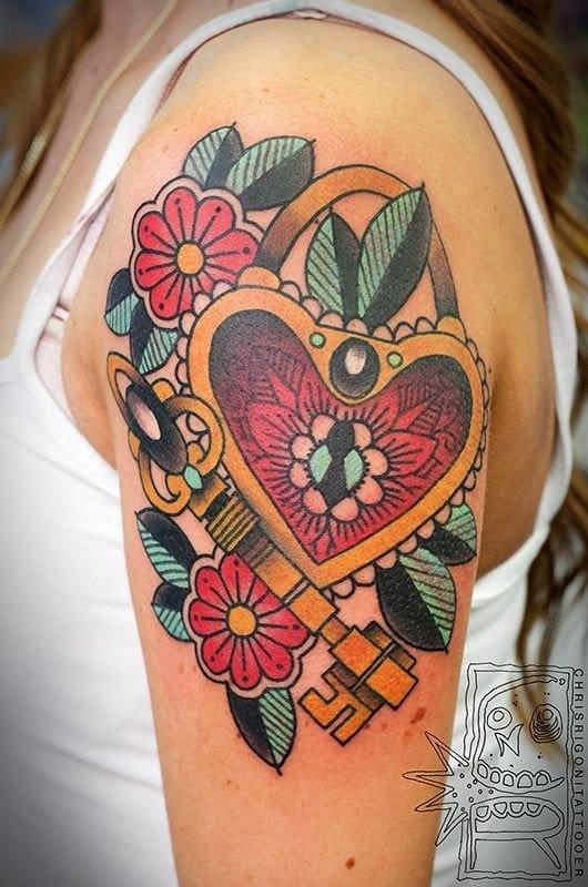 Tattoo Artist: Chris Rigoni