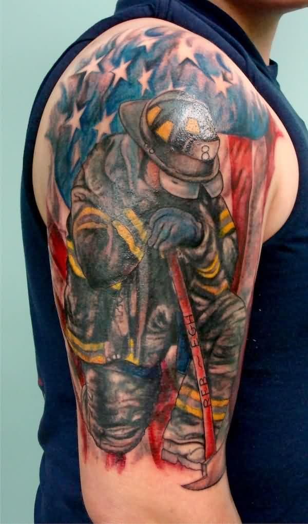 Tatuagem de Sophia Wescott