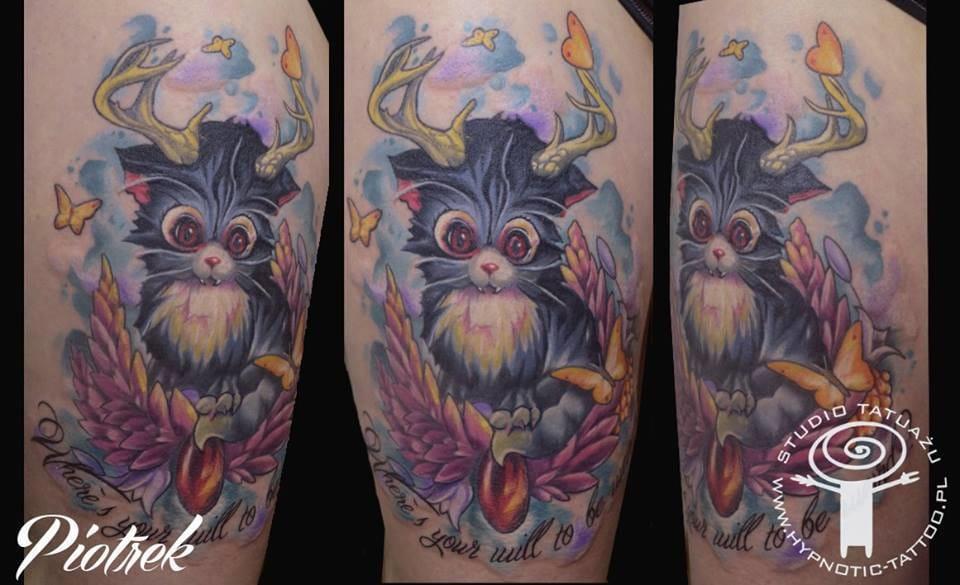 tattoo by Sylwia Wasilewska