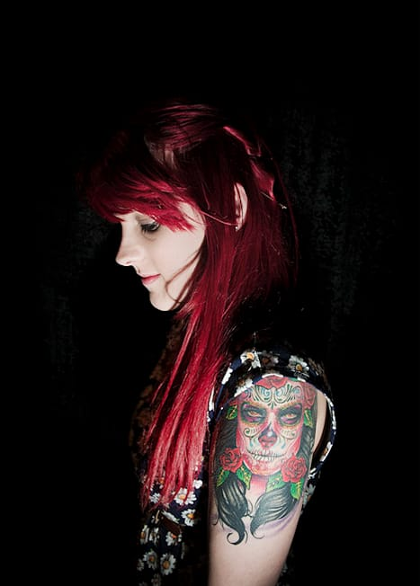 INK GIRLS, DINA LITOVSKY