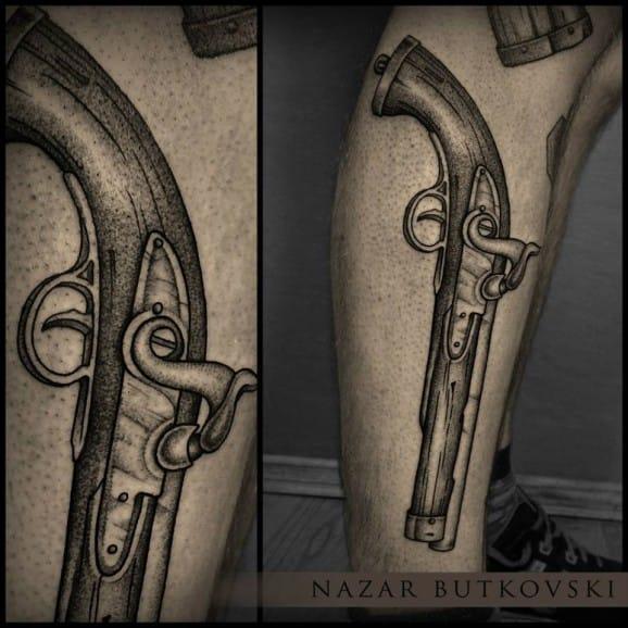 Awesome work by Nazar Butkovsky