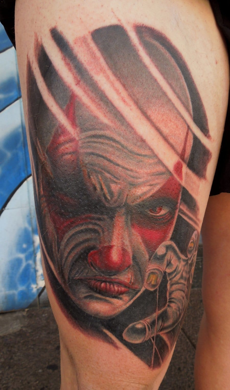 Tattoo by Aenema777