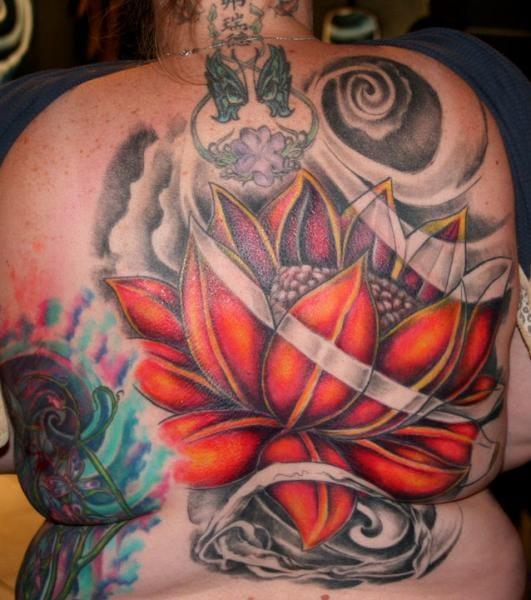 Great tattoo by Flesh Tattoo Company