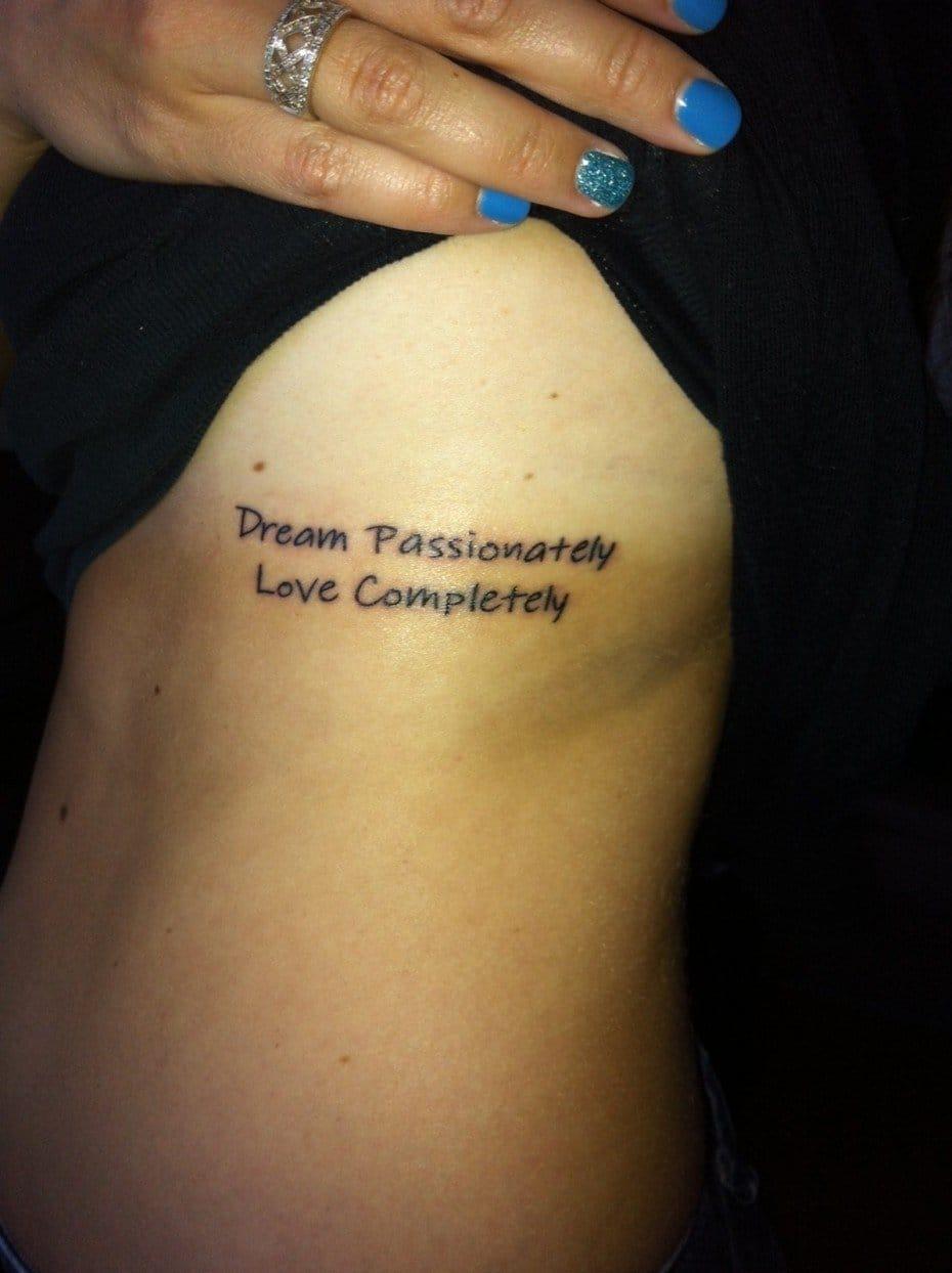 """""""Sonhe apaixonadamente. Ame completamente"""""""