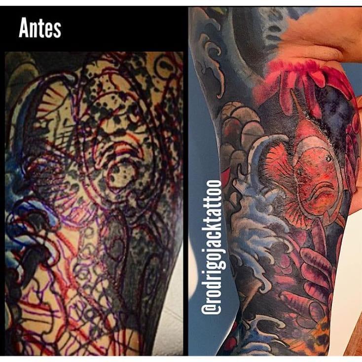 Cover Ups: Como Enterrar Os Erros Do Passado Em 20 Lindas Tatuagens