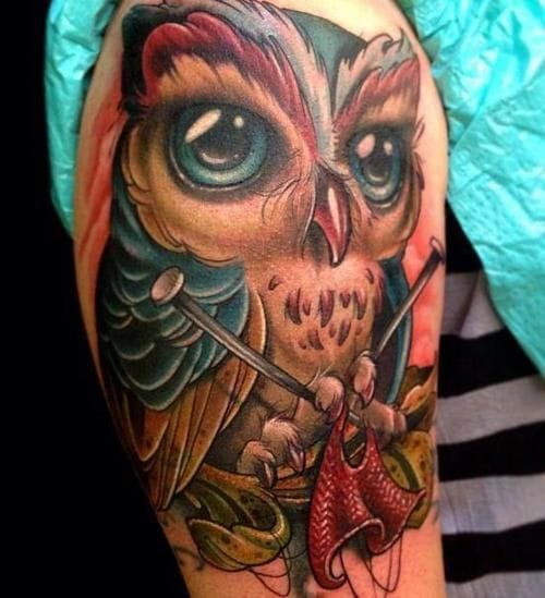 Tatuagens Inspiradas no Artesanato