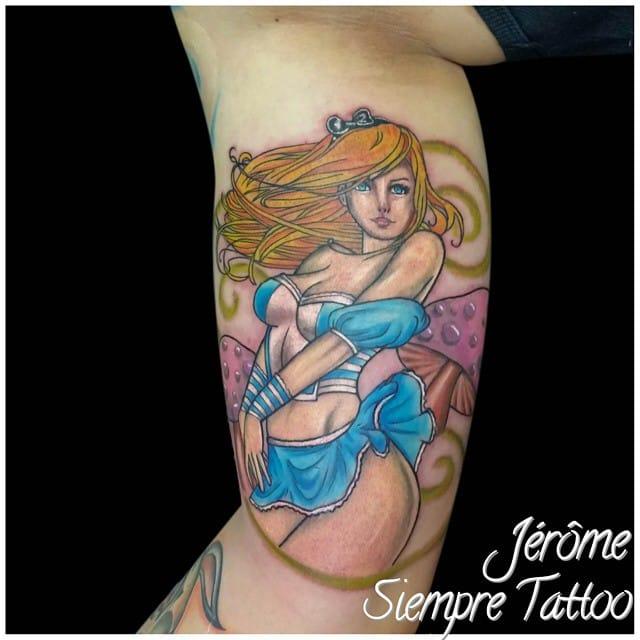 Sexy twist by Jerome Siempre.