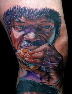 Fantastic tattoo, artist unknown