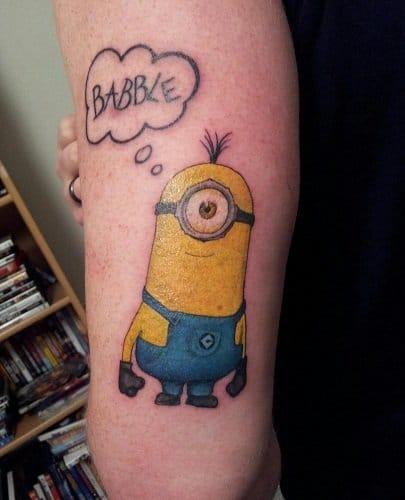 A cor amarela é difícil pra caramba de pigmentar, os tatuadores que o digam!