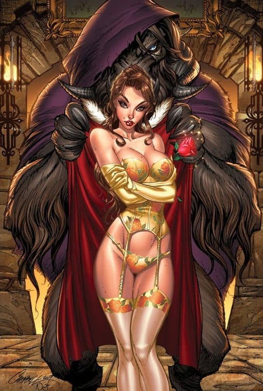 And by J. Scott Campbell.