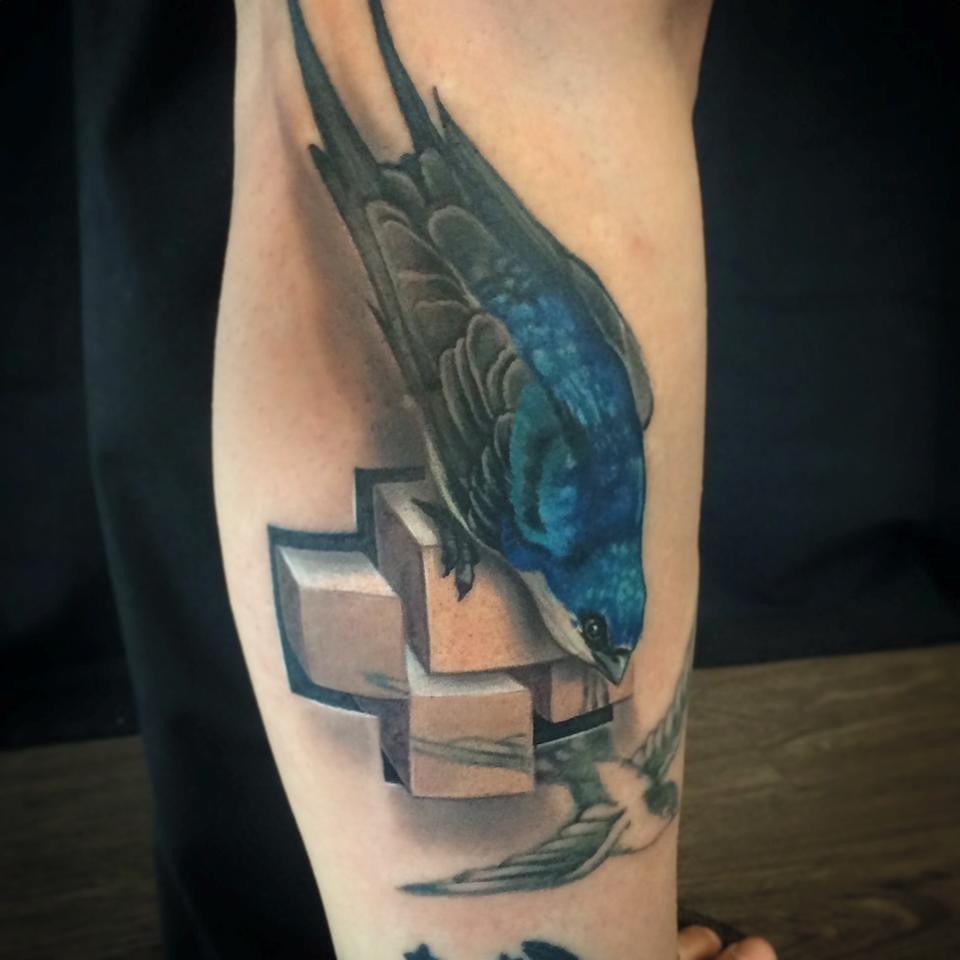 Tattoo by Jesse Rix