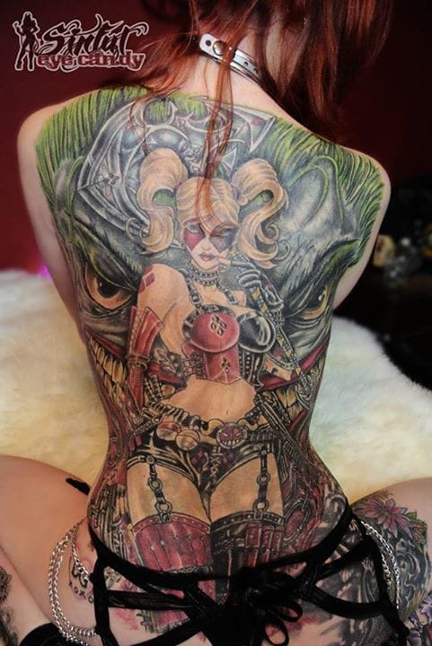 Hot backpiece, could you credit the artist?