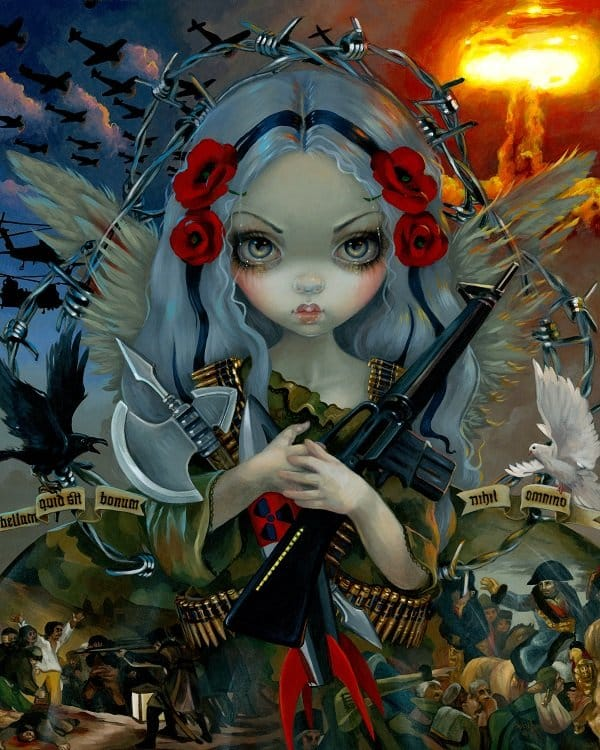 Our Lady of War.