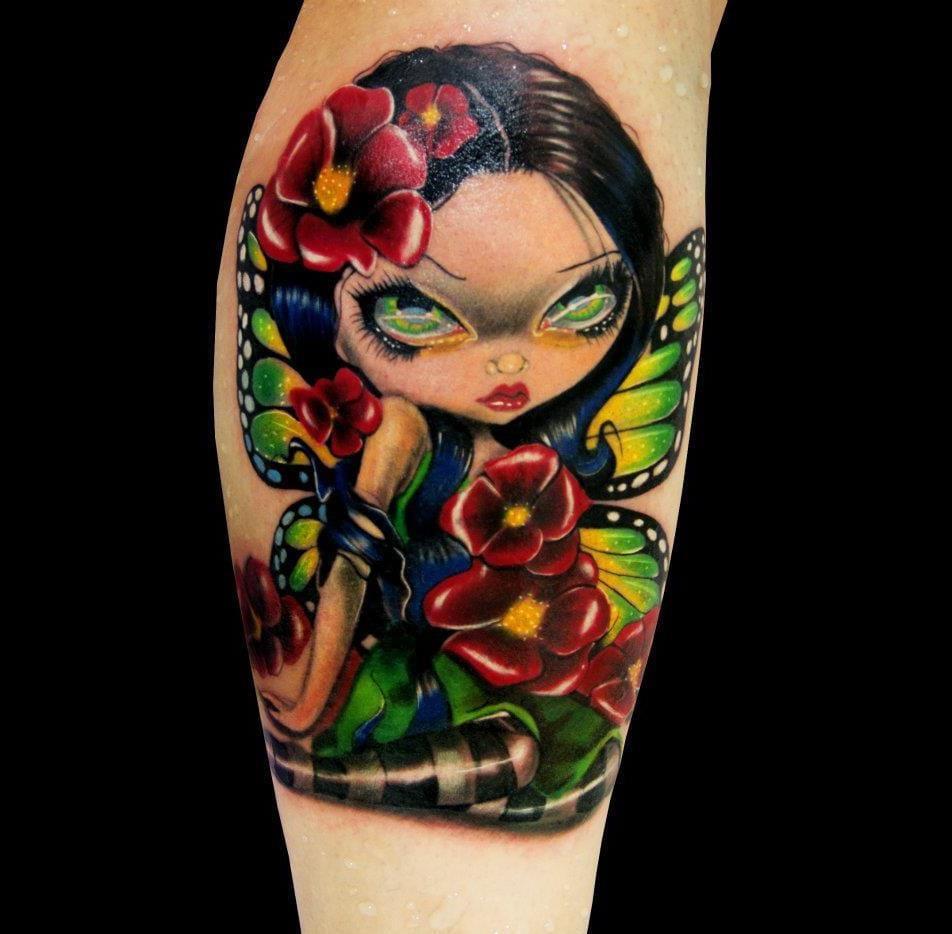 20 Magical Jasmine Becket-Griffith Tattoos