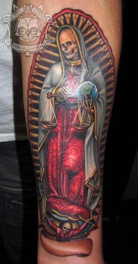 Tattoo by Tim Kern.