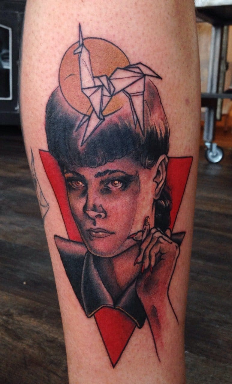 The Fantastic Neo Traditional Tattoos Of Mike Moses