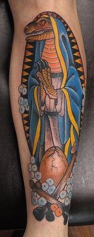 Tattoo artist: Heath Nock, Sydney Tattoo Studios.