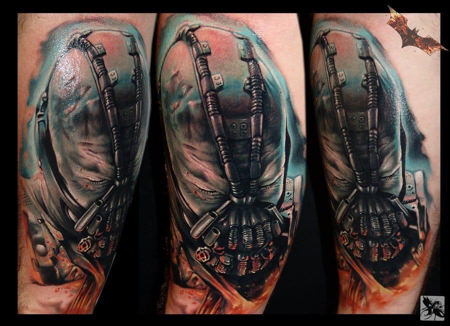 Amazing tattoo!! Artist unknown!!