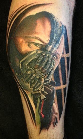 Great Bane Tattoo by Saz Tattoo Studio