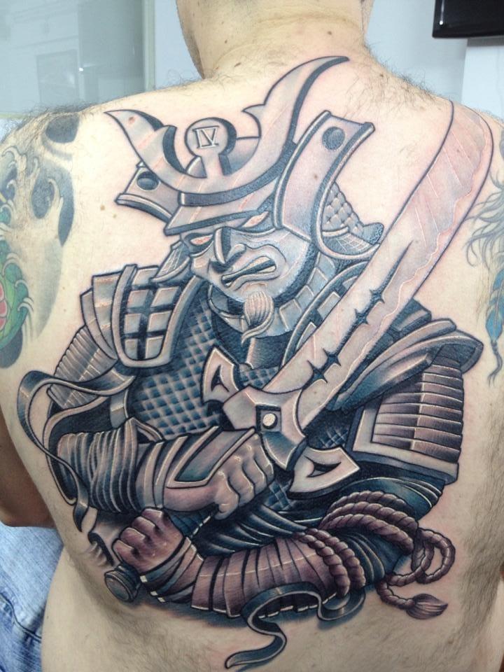 Samurai LINDO!