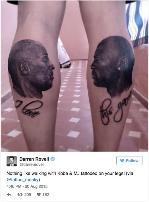 Darren Rovell Twitter