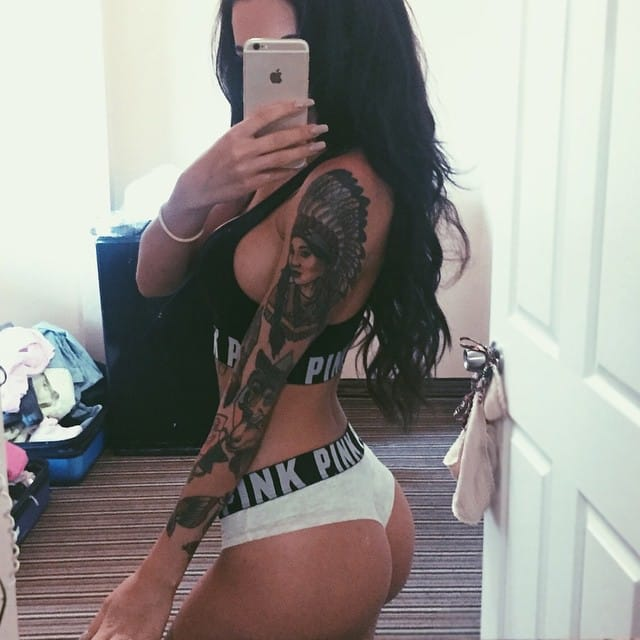 [Nsfw] Incredible Inked Girls With Stupendous Body Art!