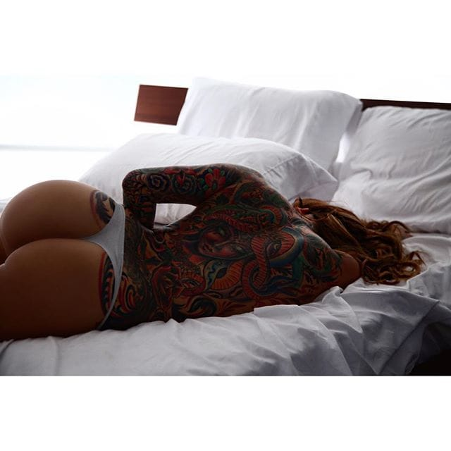 [Nsfw] 10 Stunning Inked Models Who Might Leave You Dazed
