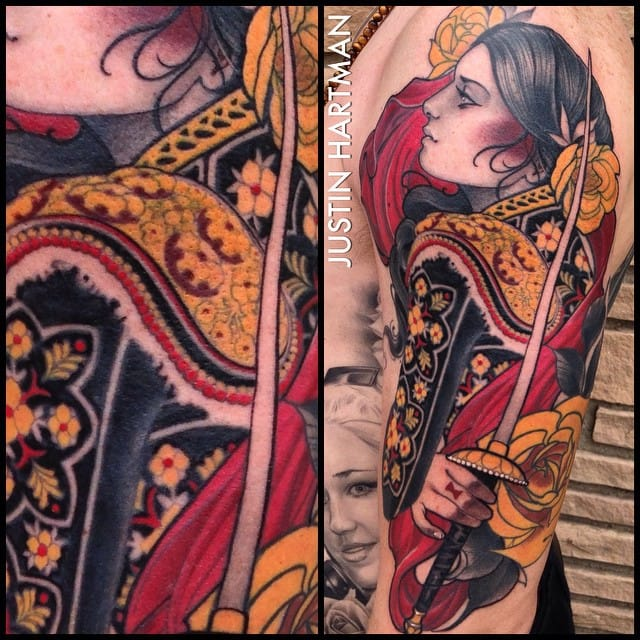 Matador girl with great details...