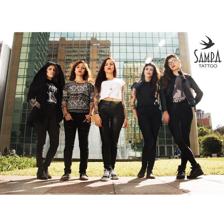 Sampa Tattoo: O Poder Da Sensibilidade e Do Talento Feminino