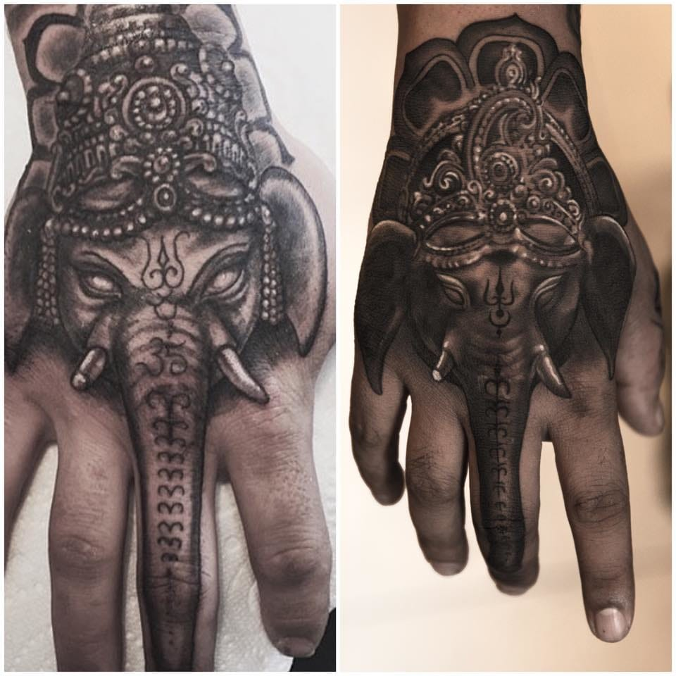 Niki Norberg's #copycattuesday Features Shameless Rip-Off Tattoos