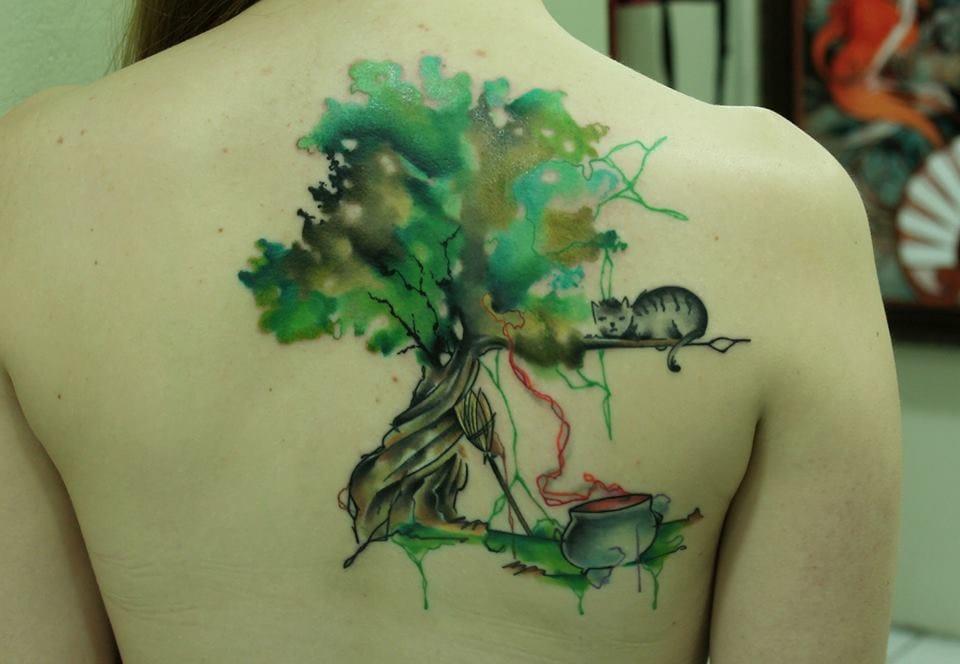 Traços Do Brasil: 20 Tatuagens Incríveis Para Todos Os Gostos Parte 2