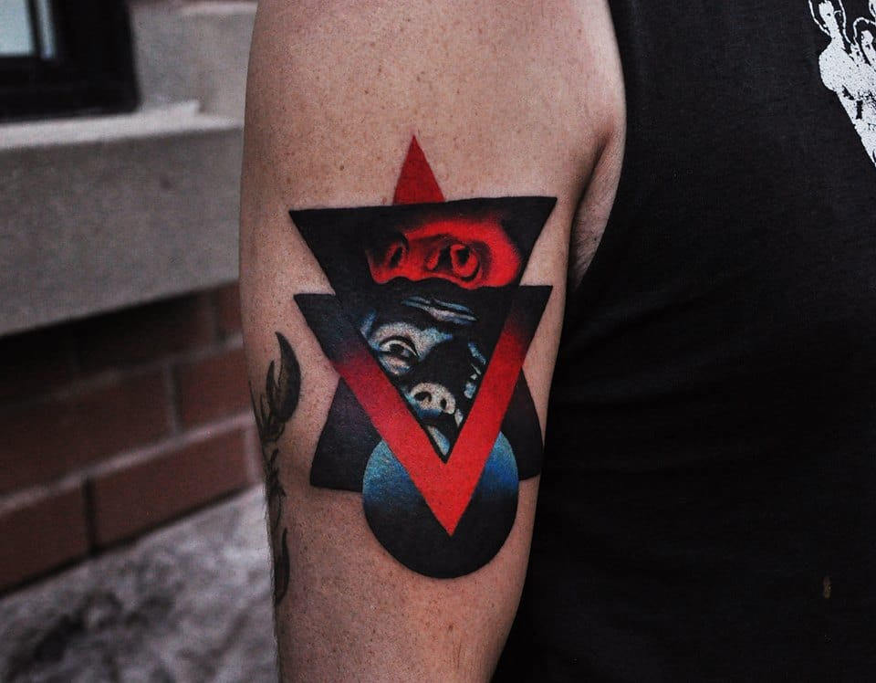 5 psychedelic tattoo artists that will give you some for Tattoo nightmares shop location