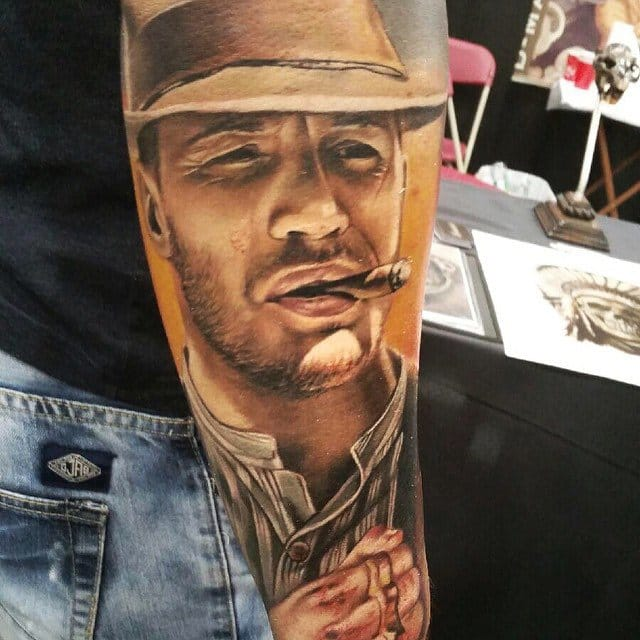 Lawless fans will love this piece by Luka Lajoie