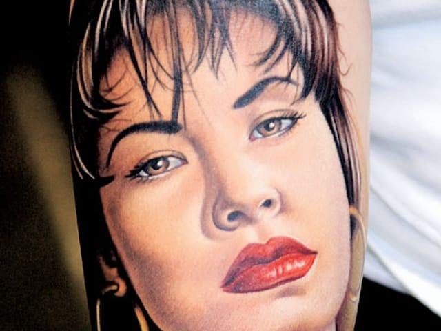 Selena Quintanilla Perez by Nikko Hurtado.