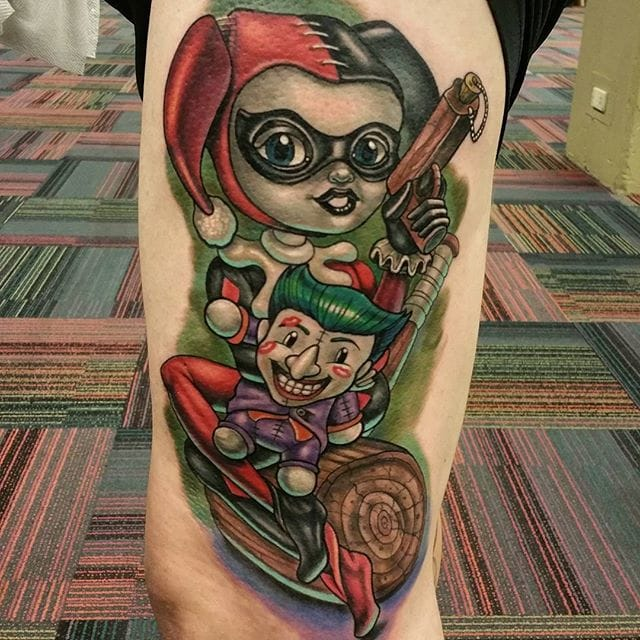 Awesome Harley Quinn!