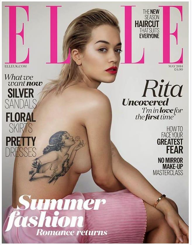 Rita Ora's Hidden Tattoos: Are Celebs Ashamed Of Their Ink?