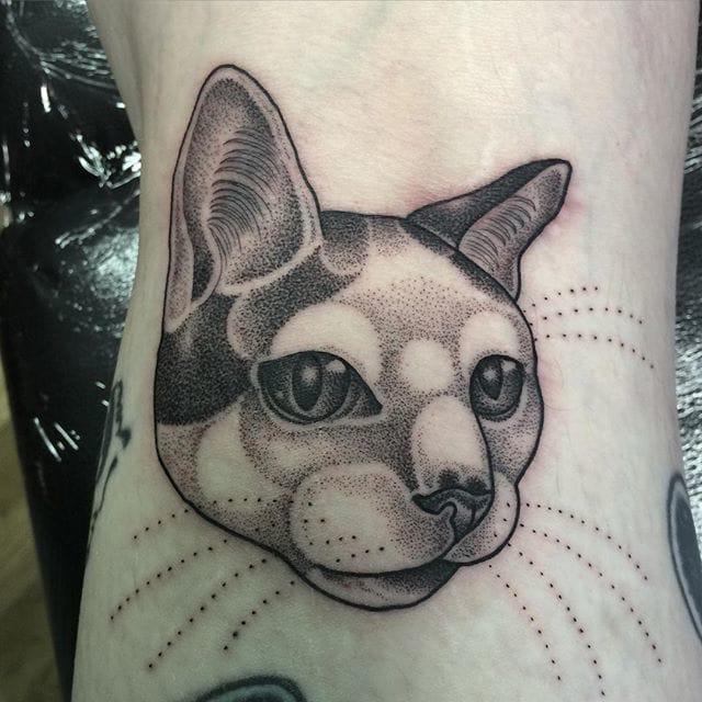 10 Dotwork Tattoo Artists To Follow On Instagram Tattoodo