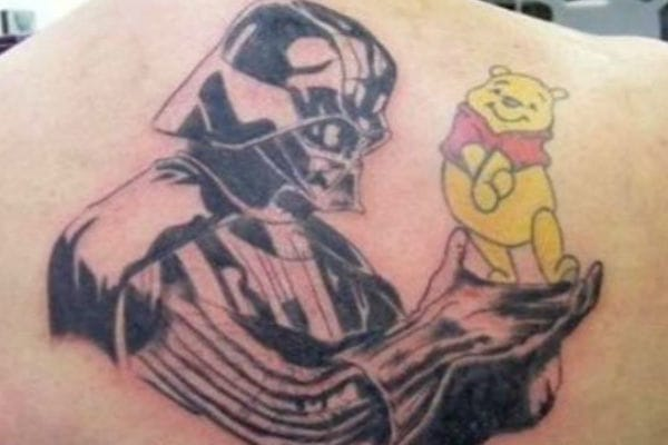 15 Worst Star Wars Tattoos In The Galaxy!!
