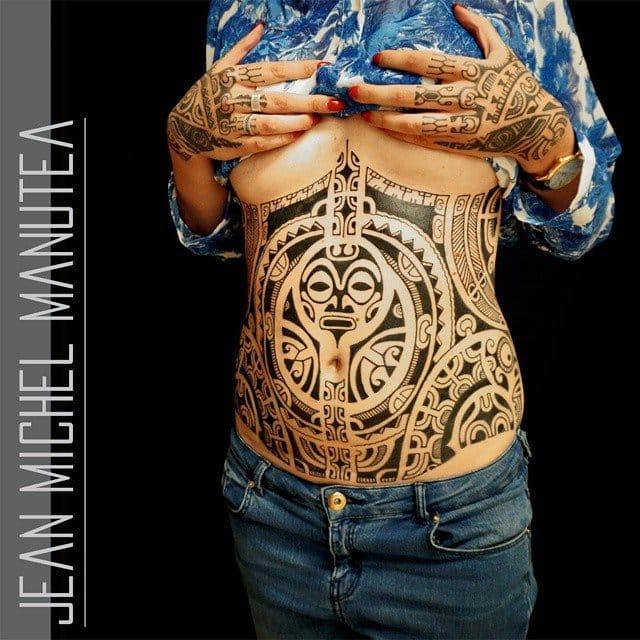 Best Tribal Tattoos For Men To Follow: 10 Tribal Tattoo Artists To Follow On Instagram